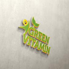 "Логотип для ""Green Vitamin"""