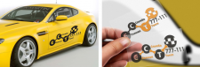 """Логотип """"Единая Служба Такси"""""""