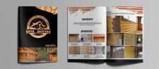 разработка логотипа и каталога работ