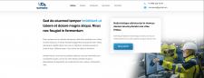 Корпоративный сайт под ключ для компании Supimex