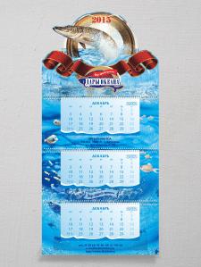 Календарь Дары Океана