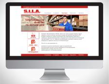 Дизайн сайта SILA
