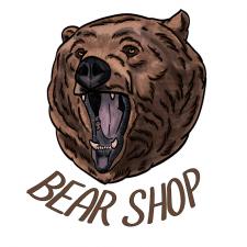 Логотип для спортивного магазина