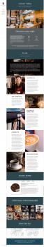 Landing page. Wordpress. Адаптивный дизайн.