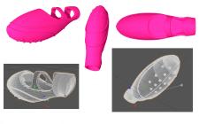 3D модель устройства Maestro Love