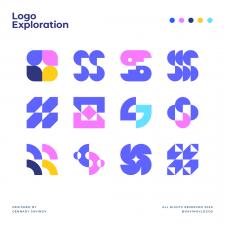 S Letter Logo Exploration