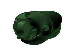 Маска орудия СУ-122