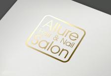 """Лого салона """"Аллюр"""""""