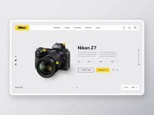 Nikon Store Concept