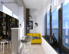 Лоджия - балкон