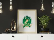 Логотип для центра медицинского краеведения