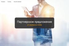 Разработка партнерского предложения компании