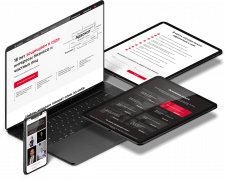 Разработка сайта - Aksioma (адвокат)