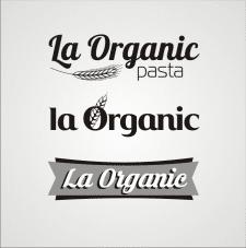 Логотип для итальянских макарон