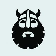 Логотип для клуба Дикий Викинг