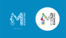 """Разработка логотипа """"Механика"""""""