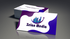 Business Card - Zelan Media