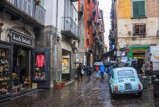Фото «Дождь в Неаполе»