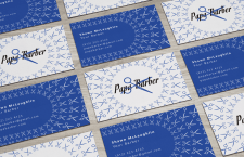 Papa Barber | Business Card