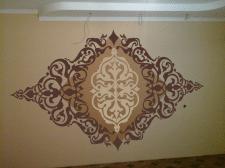 Роспись(декоративная,художественная,альфрейная)