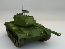 Танк M41 Walker Bulldog