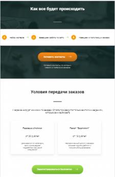 сайт для поиска заказчиков и работников