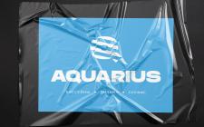 """Логотип для строительной компании """"Aquarius"""""""