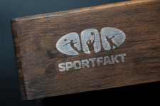 Логотип для спорт-портала