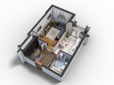3d квартири