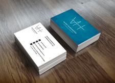 Дизайн визиток для юриста