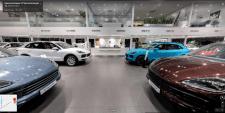 Porsche Центр Харьков - 3D тур Google