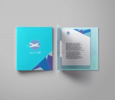 Фирменный стиль+лого для туристического агентства