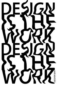 """Плакат """"Типографика"""""""