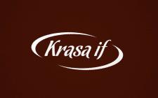 Логотип салону «Краса-ІФ»