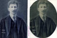 Реставрація старої фотографії
