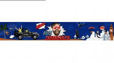 Обложка YouTube канала
