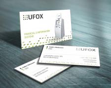 Визитка UFOX