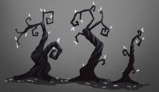 Деревья для игры