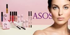 Первая линия косметики Asos