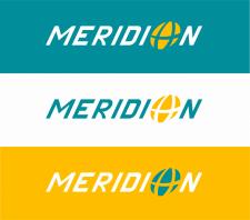 Логотип Туристической компании MERIDIAN