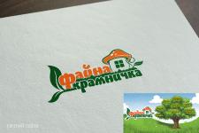 "лого ""Файна крамничка"""""