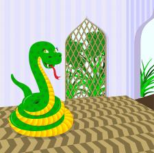 Змейка;)