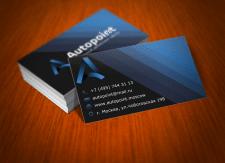 Визитная карточка Autopoint