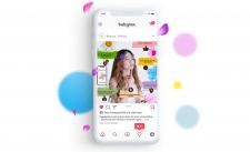 дизайн поста для для ленты instagram