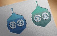 Лого для компьютерной компании