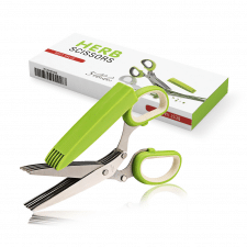 Herb Scissors. SmartCutter set