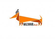Логотип для магазина Nazavar.knit