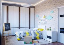 Дизайн и визуализация SR apartment