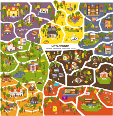 Интерактивная карта для сайта