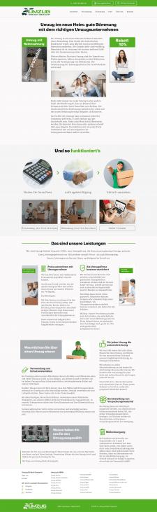Сайт umzug-einfach-gemacht.de